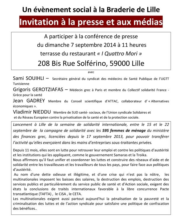 invitation ├а la presse 07 09 2014