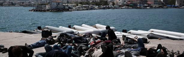 GREECE-IMMIGRATION-REFUGEE-MEDITERRANEAN